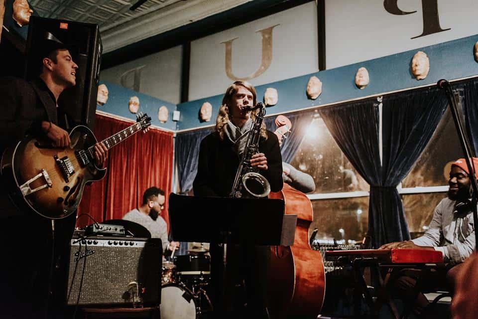 Jazz Show in OKC with new artist every week