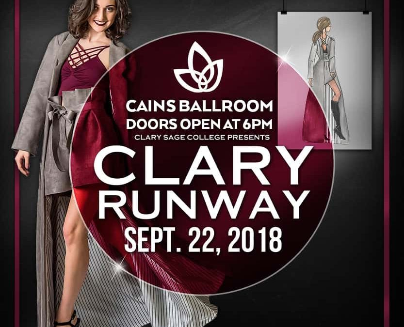 Make a Run for Fashion at the Cain's