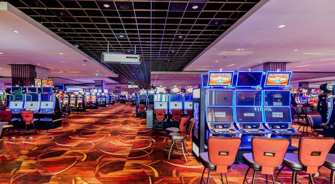 New Osage Casino Opens With a Winning Hand